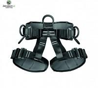 SINGING ROCK Sit Worker 3D standard (černý)