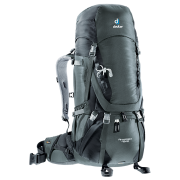 DEUTER Aircontact 45+10 granite-black