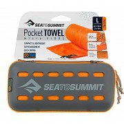 SEA TO SUMMIT Pocket Towel (orange)