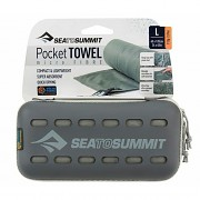 SEA TO SUMMIT Pocket Towel (grey)