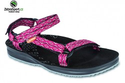 CREEK IV SANDAL ETNO CHERRY