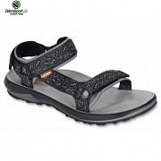 RIDE SANDAL SEED BLACK