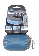 SEA TO SUMMIT Nafukovací polštářek AEROS Premium blue