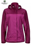 MARMOT Bunda Women's PreCip - Purple Orchid/Deep plum