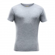 DEVOLD Breeze man T-shirt Grey melange