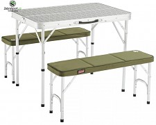 COLEMAN Pack away - table for 4