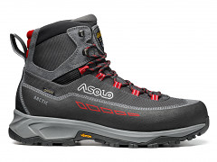 Asolo Arctic GV  MM  grey/gunmetal/red/A176  9,5