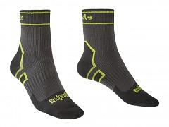 Storm Sock LW Ankle::::dark grey/826::L::ponožky