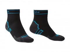 Storm Sock MW Ankle::::black/845::L::ponožky