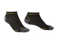 Hike UL T2 CP Low::::graphite/lime/140::S::ponožky