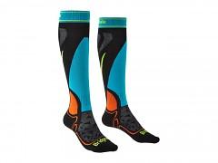 Ski Junior Racer::::black/fluro yellow/076::M::ponožky