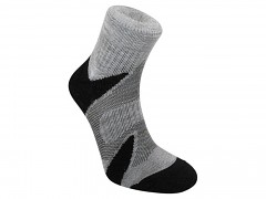 CoolFusion Multisport::::silver/black/852::L::ponožky