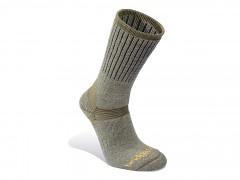 Merino Hiker::::olive/738::L::ponožky
