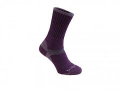 Merino Hiker Women's::::aubergine/390::L::ponožky