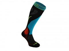 Vertige Racer Junior::::black/multi/006::XL::ponožky