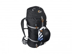Lowe Alpine Helmet Holder    black/BL