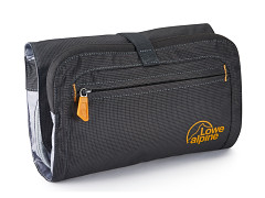Lowe Alpine Roll Up Wash Bag    anthracite/amber/AN