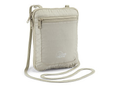 Lowe Alpine Passport Wallet +    beige/BE