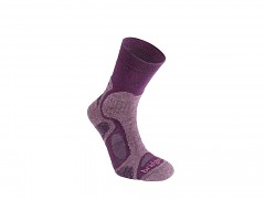 CoolFusion TrailBlaze Women's::::plum/350::S::ponožky