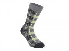 Hike LW MP Boot::::grey/lime/118::S::ponožky