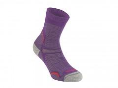 Hike UL T2 MP Crew Women's::::purple/371::S::ponožky