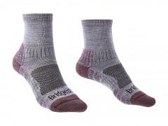 Hike LW MP Ankle Women's::::heather/damson/814::S::ponožky