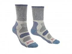 Hike LW Cotton CC Boot Women's::::smoky blue/424::S::ponožky