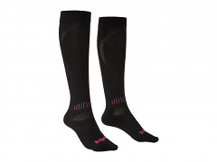 Bridgedale Ski Race Women's    black/pink/317  M