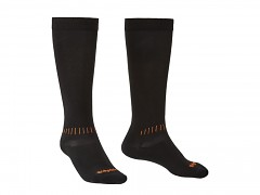 Ski Race::::black/orange/009::M::ponožky