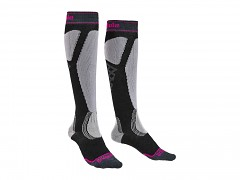 Ski Easy On Women's::::black/light grey/035::S::ponožky