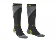 Ski Midweight+::::gunmetal/stone/038::S::ponožky