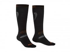 Ski Ultra Fit::::black/orange/009::S::ponožky