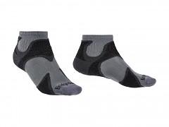 Trailsport UL T2 MC Ankle::::gunmetal/black/863::M::ponožky