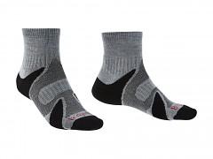 Trailsport LW MC Ankle::::silver/black/852::S::ponožky