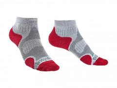 Trailsport LW MC Ankle Women's::::grey/raspberry/812::S::ponožky