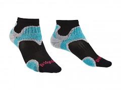 Trailsport UL T2 MC Ankle Women's::::black/846::S::ponožky