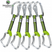 CLIMBING TECHNOLOGY 5x LIME SET DY 12cm SILV