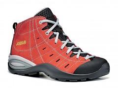 Asolo Carson GTX  JR  fire red/A057  36