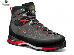 Asolo Traverse GV  MM  graphite/red/A619  7,5