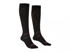 Bridgedale Ski Race Women's    black/pink/317  M