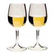 GSI Nesting skládací skleničky na bílé víno