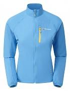 MONTANE Womens Featherlite Trail Jacket Cerulean Blue 36