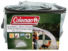 COLEMAN Zástěna s okny pro Event shelter XL stříbrná