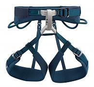 Petzl ADJAMA XL pánský sedací úvazek tmavě modrý