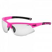 R2 sportovní brýle RACER pink