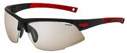 R2 Sportovní brýle RACER black/red