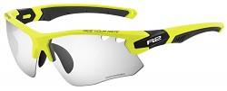 R2 Sportovní brýle CROWN yellow