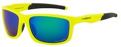 RELAX sportovní brýle GAGA yellow