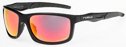 RELAX sportovní brýle GAGA black