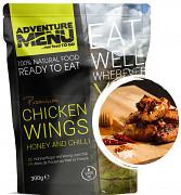 Adventure menu Kuřecí křídla na medu a chilli